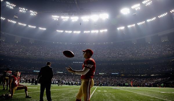 THE BLACKOUT Super Bowl
