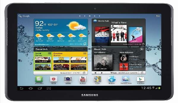 New Hands On With The New 7-inch Samsung Galaxy Tab 2 - 1