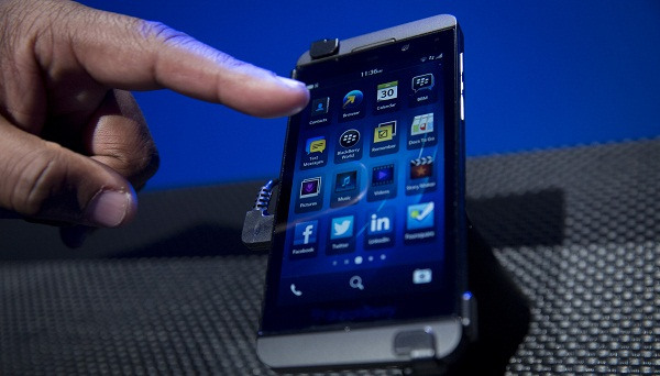 RIM Is Now Blackberry, Unveils The Z10 And Hires Alicia Keys(?!) _ 2