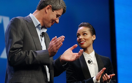 RIM Is Now Blackberry, Unveils The Z10 And Hires Alicia Keys Keys