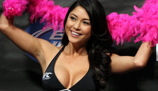 UFC Ring Girl Arianny Celeste's Dramatic Mug Shot Released Main