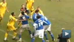 Soccer Tries Really, Really Hard to Make Itself a Contact Sport