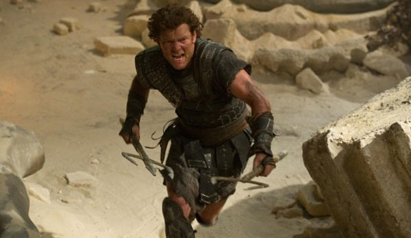 Crazy First Trailer for Wrath of the Titans