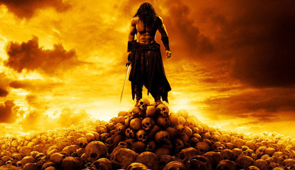 Conan the Barbarian - Comic-Con 2011