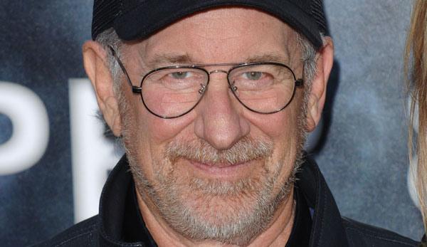 Steven Spielberg - Comic-Con 2011