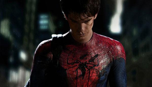 The Amazing Spider-Man - Comic-Con 2011