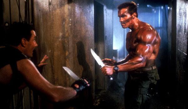 Arnold Schwarzenegger - Top8