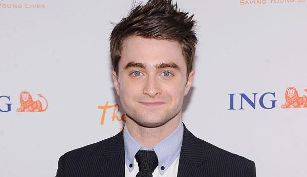 Daniel Radcliffe Drinking - Mantenna