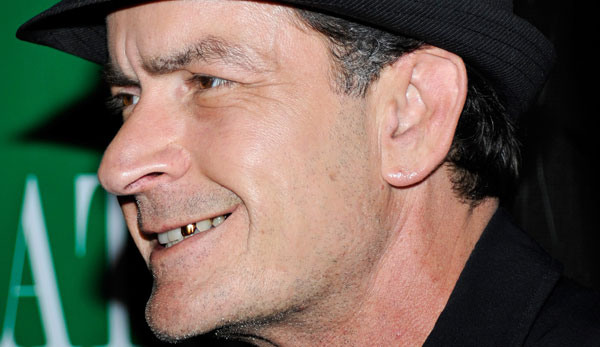 Charlie Sheen Anger Mantenna