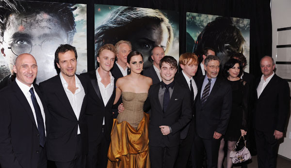 Harry Potter Makes Box Office History