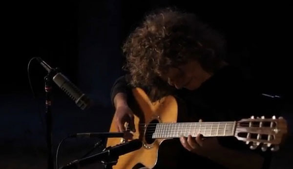 "New Pat Metheny Cover of The Beatles' ""And I Love Her"""
