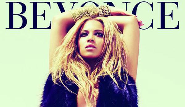 Beyonce 4 - Top Shelf Tuesday