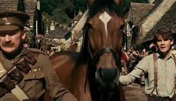 New Trailer for War Horse