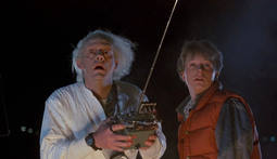 Back to the Future Writer Sews Up Major Plot Point from First Movie