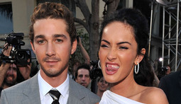 Mantenna – Shia LaBeouf Hooked Up with Megan Fox