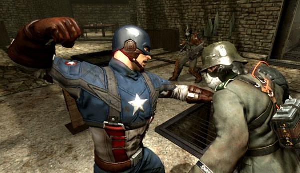 Captain America: Super Soldier - Top Shelf
