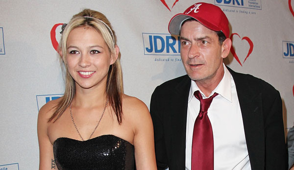 Charlie Sheen Loses Last Standing Goddess