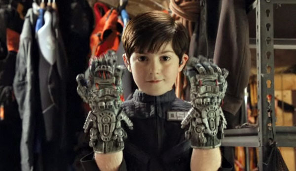 Surprisingly Cool Trailer for Spy Kids: All the Time in the World
