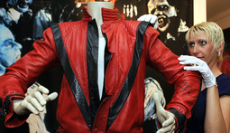 Mantenna – Michael Jackson's Thriller Jacket sells for $1.8 Million