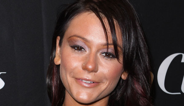 JWoww Denies Plastic Surgery