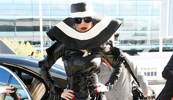 Lady Gaga's YouTube Account Gets Suspended