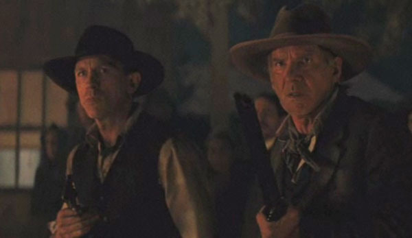 Rad New Clip from Cowboys & Aliens