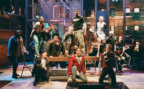 Cast Of Rent WWT
