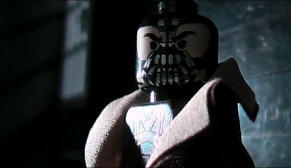 The Dark Knight Rises Trailer Recreated in LEGO