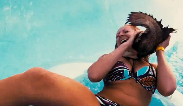 Outrageous New Piranha 3DD Trailer