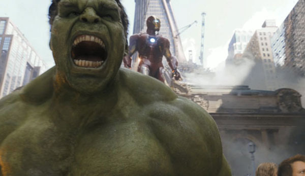 Epic Feature Trailer For The Avengers