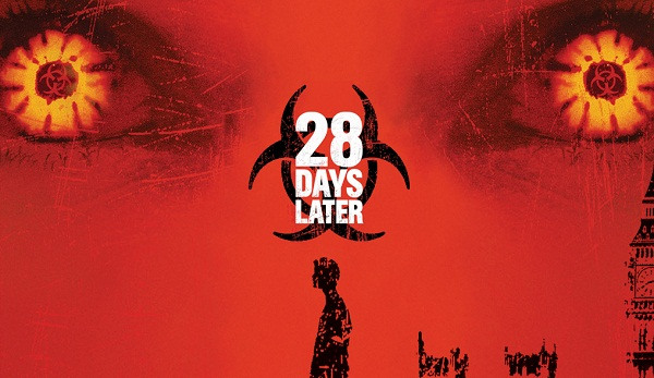 28 Days Later Walking Dead