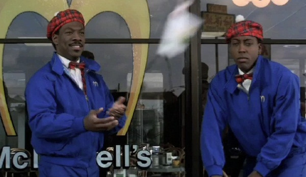 "Let Your Soul Glo: Our 5 Favorite Moments from ""Coming to America"" Mc"