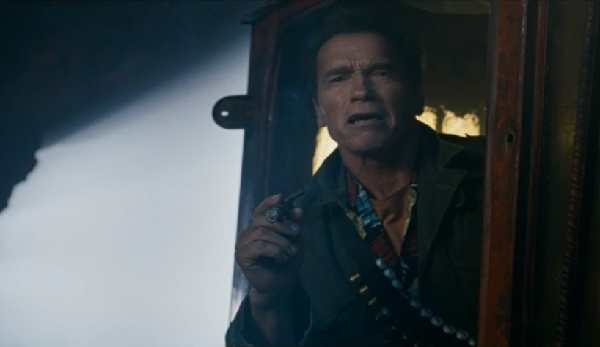 Epic Debut Trailer For The Expendables 2