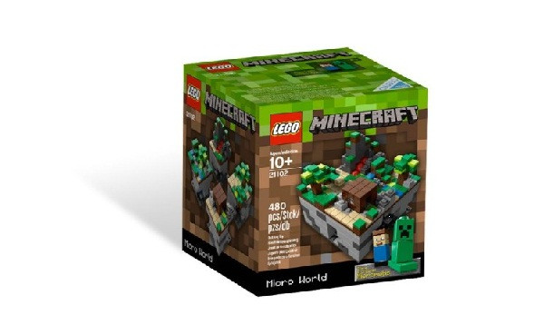 5 LEGO Sets That Make Us Totally Jealous of Children Minecraft
