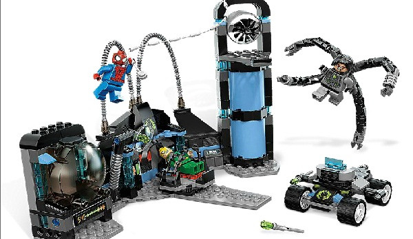 5 LEGO Sets That Make Us Totally Jealous of Children Doc Oc