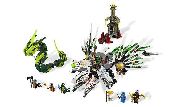 5 LEGO Sets That Make Us Totally Jealous of Children Dragon