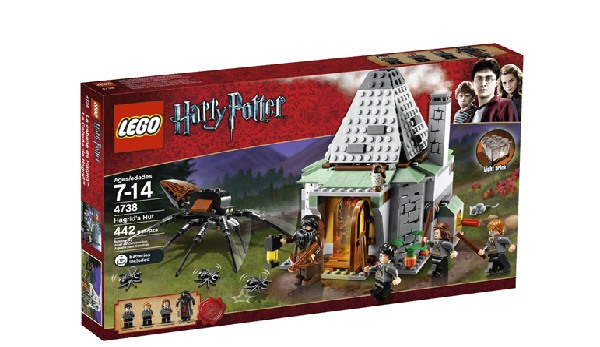 5 LEGO Sets That Make Us Totally Jealous of Children Hagrid