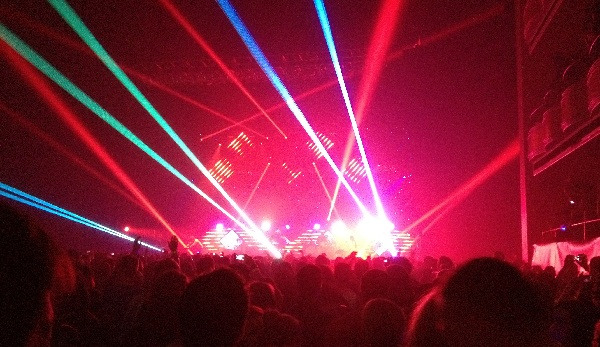 Samsung Galaxy S III Concert With M83 Main