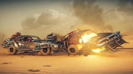 'Mad Max' Brings Death And Destruction To The Wastelands
