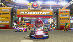'Mario Kart 8' Races Past The Competition