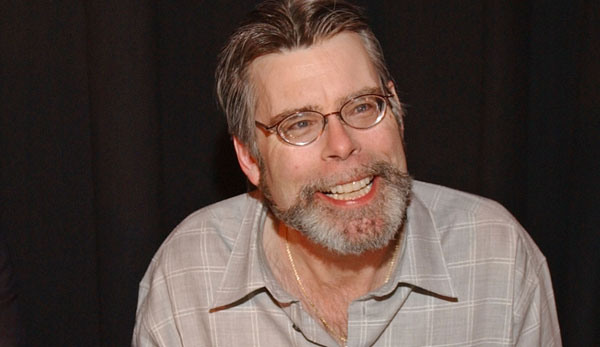 Stephen King Mantenna