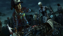 'The Walking Dead' Season 2 Continues By Putting Clementine 'In Harm's Way'