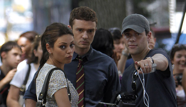 Justin Timberlake and Mila Kunis Deny Sexting Each Other