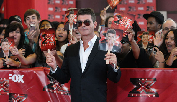 Simon Cowell Disses Lady Gaga