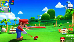 'Mario Golf: World Tour' Drives One Right Down The Middle