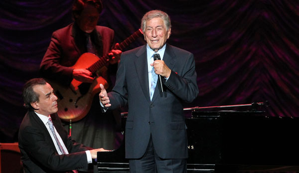 Tony Bennett Saw Lady Gaga Naked