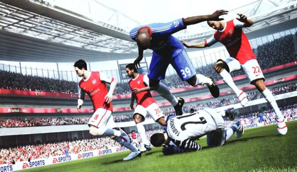 Fifa Top Shelf
