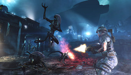 'Aliens: Colonial Marines' May Cause Xeno-phobia