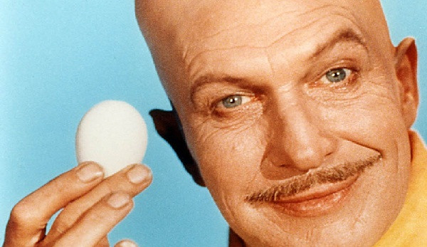 "Egghead From The 1960s ""Batman"