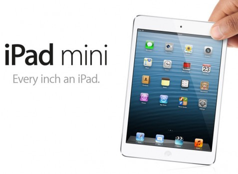 The Brand New iPad Mini Is Here 2
